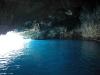 Particolare della Grotta Azzurra