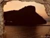 Isola di Dino al Tramonto