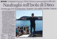 Il Quotidiano della Calabria 15 settembre 2015